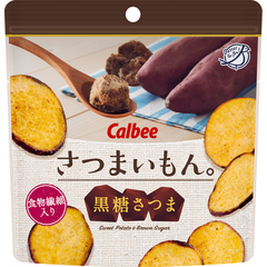 CALBEE黑糖蕃薯脆片