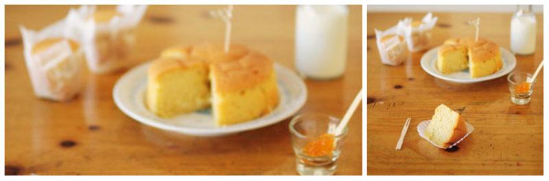 超簡單!軟綿綿的海綿蛋糕食譜分享