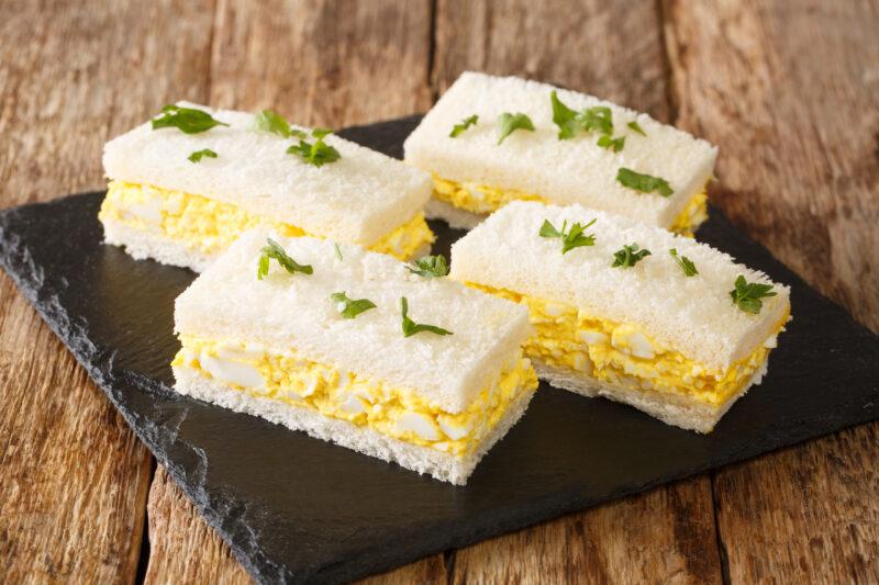 日本人氣食譜分享!厚切玉子燒三明治(三文治)絕不失敗的懶人食譜