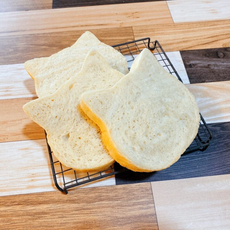 不失敗麵包食譜!免手揉日式吐司製作步驟
